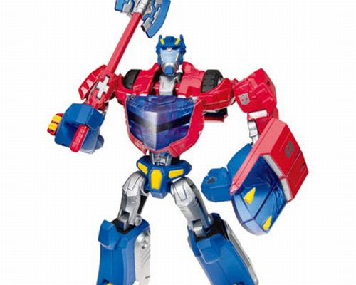 Optimus Prime - Cybertron Mode (Deluxe Wave 1)