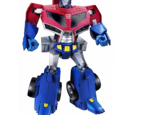 Optimus Prime - Roll Out Command (Supreme)