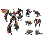Grimstone with Dinobots (Wave 4)