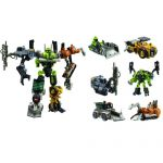 Steamhammer with Constructicons (Wave 4)