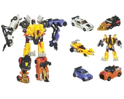 Over-run with Stunticons (Wave 5)
