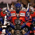 Transformers Dual Model Kit Surfaces in Tokyo Toy Show