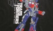 AirAsia's Transformers Dark of the Moon Kids T-Shirts