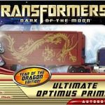 Asia Exclusive Year Of The Dragon Ultimate Optimus Prime