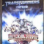Transformers: The Ride &#8211; More Inside News