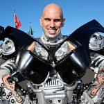 New York Ex-Air Force Pilot Unleashes Transformers Outfit