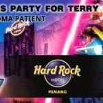 Transformers Party for Terry at Hard Rock Hotel, Penang