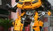 Unofficial Transformers Theme Park Opens in China